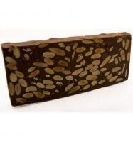 Turron Chocolate-Almendras Marcona 300 grs.