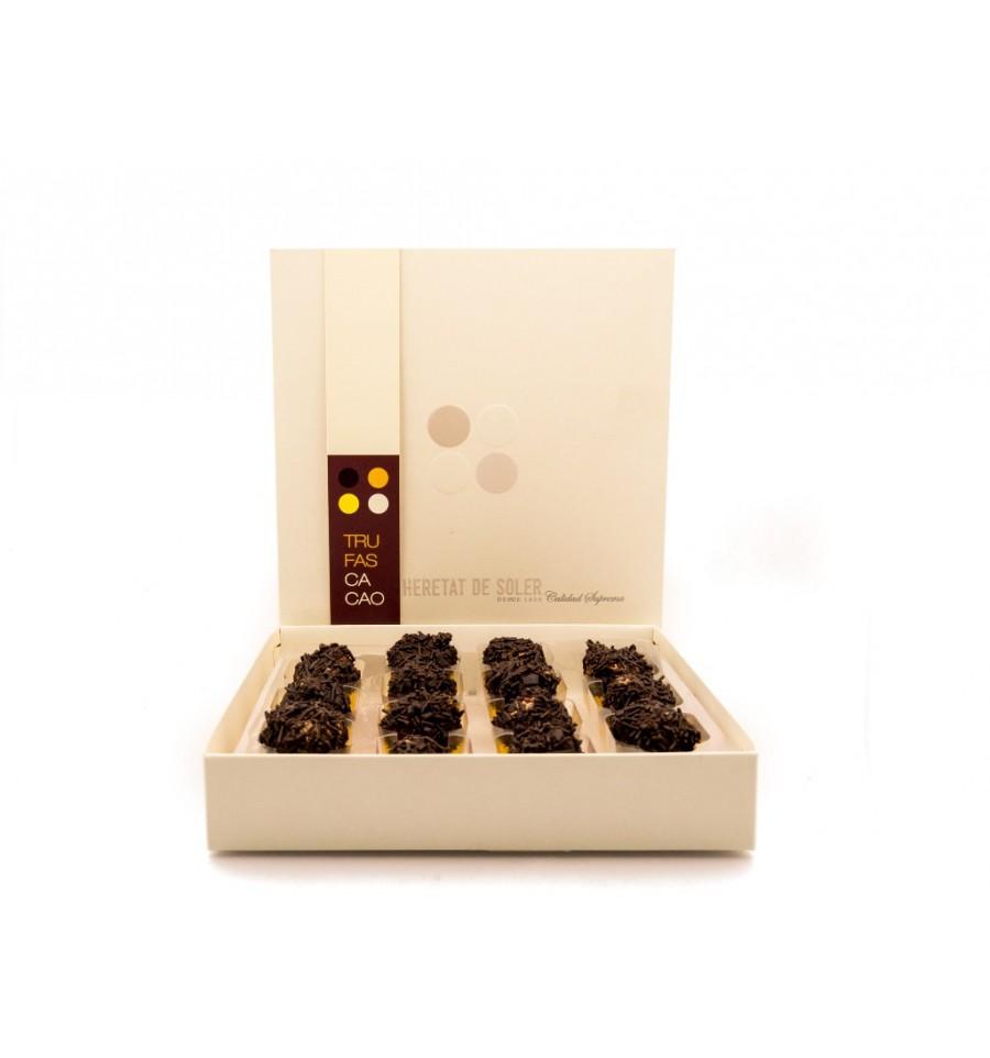 Trufas de Cacao 10 unidades